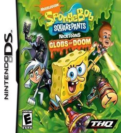 2829 - SpongeBob SquarePants Featuring Nicktoons - Globs Of Doom (Micronauts) ROM